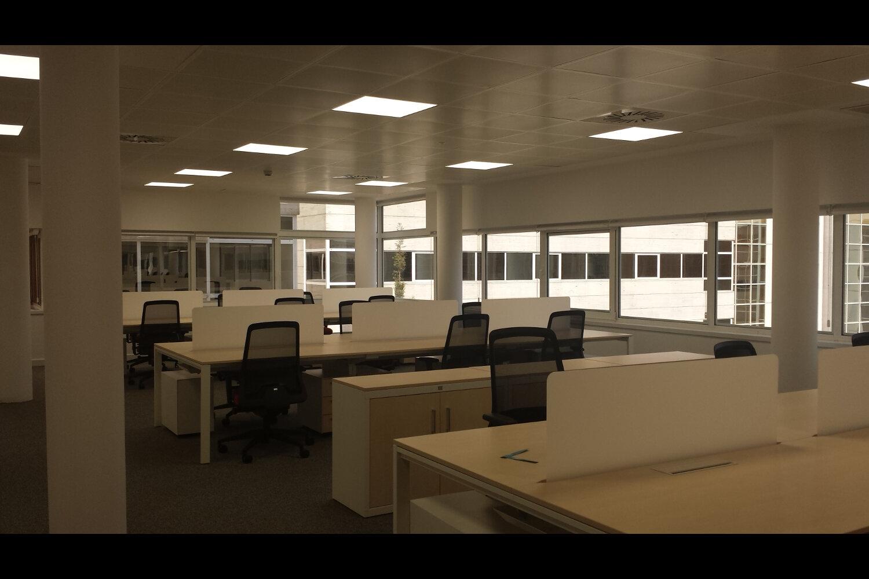 Pablo barone oficinas caser seguros madrid sede juli n for Oficinas ono madrid
