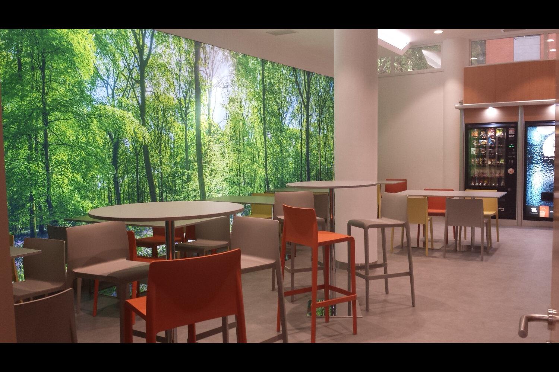 pablo barone sala comedor oficinas madrid caser seguros