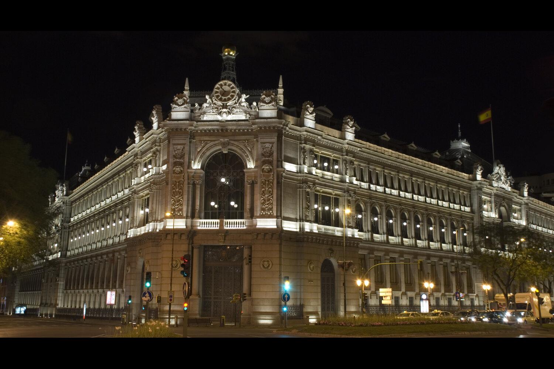 Pablo barone sala comedor oficinas madrid caser seguros for Oficinas caixa bilbao